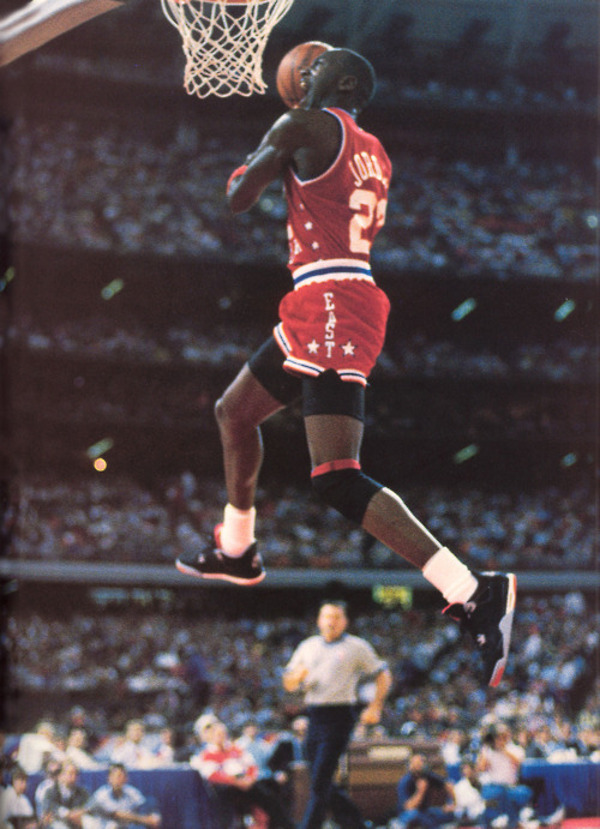 Air Jordan IV 14 Photos De Michael Jordan En Action