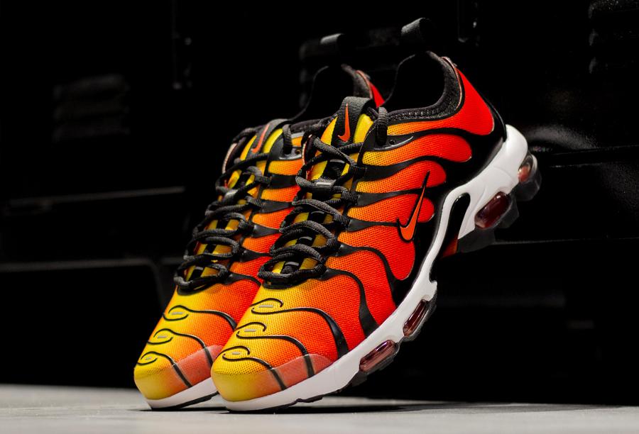 Nike Air Max Plus Requin OG Tiger Orange TN Ultra