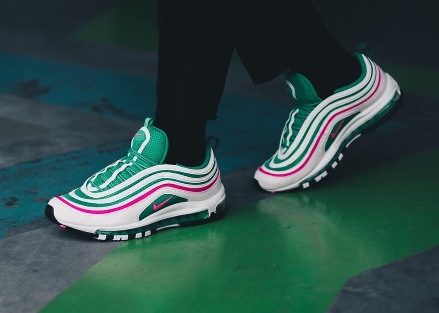 Review O Trouver La Nike Air Max 97 Wave Lenght Miami
