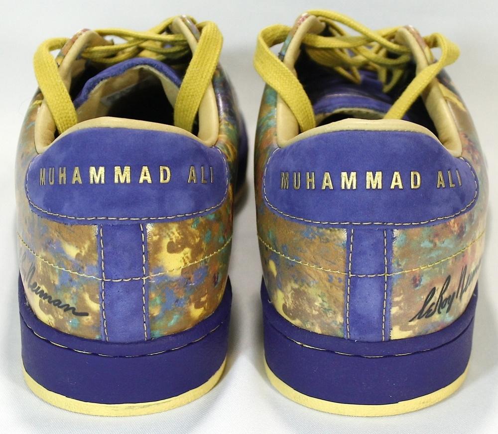 main_3-Adidas-LeRoy-Neiman-Custom-Designed-Muhammad-Ali-Rare-Shoes-PristineAuction.com