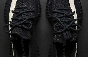"ADIDAS YEEZY BOOST 350 V2 ""BLACK/WHITE"""