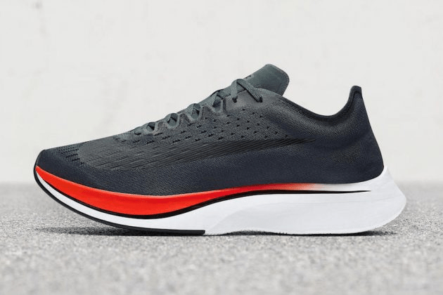 THE NIKE ZOOM VAPORFLY 4%
