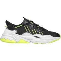 adidas Ozweego Running Shoes - Black/White/Yellow