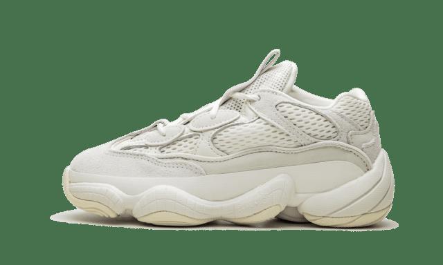 Adidas Yeezy 500 Kids 'Bone White' - Size 11K
