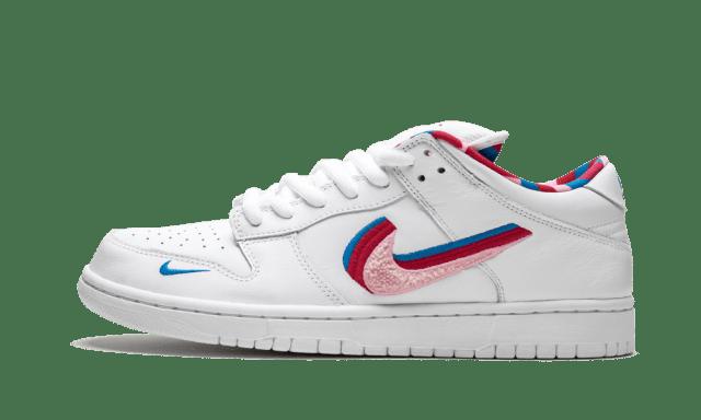 Nike SB Dunk Low 'Parra' - Size 10