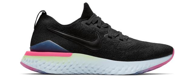 sepatu larrie Nike Epic React Flyknit 2