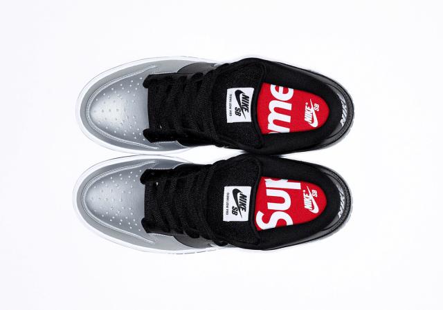 supreme Nike SB Dunk Low