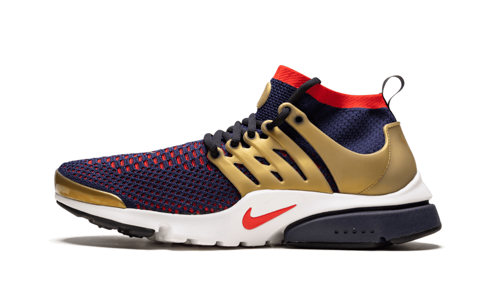 Nike Air Presto Flyknit Ultra 'OLYMPICS' Shoes - Size 10.5