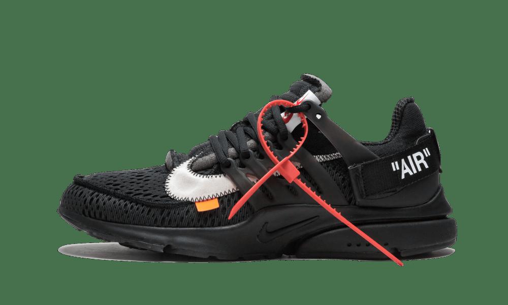 Nike Air Presto x Off-White 'Off-White Polar Opposites Black' Shoes - Size 10
