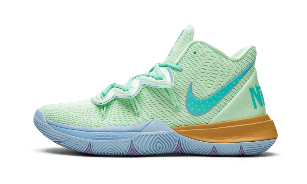 Nike Kyrie 5 'Squidward' Shoes - Size 10