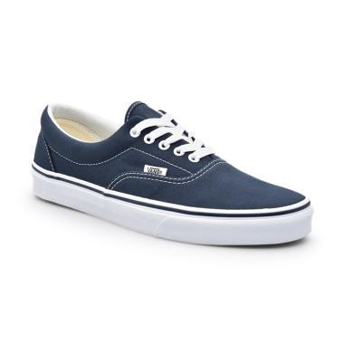 Vans U Era Sepatu Sneaker Pria - Navy
