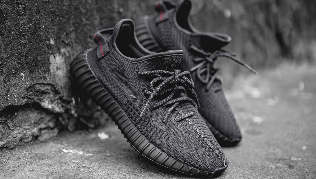 "adidas YEEZY BOOST 350 V2 ""Pirate Black"""