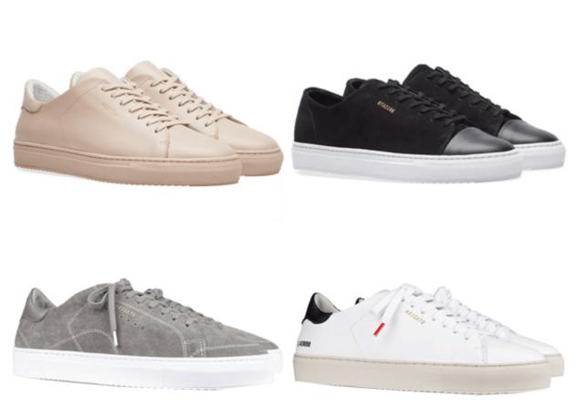 Sepatu Luxury Sneakers Axel Arigato Terbaik