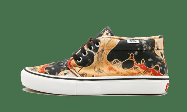 Vans Chukka Pro 'B & S' Shoes - Size 10.5