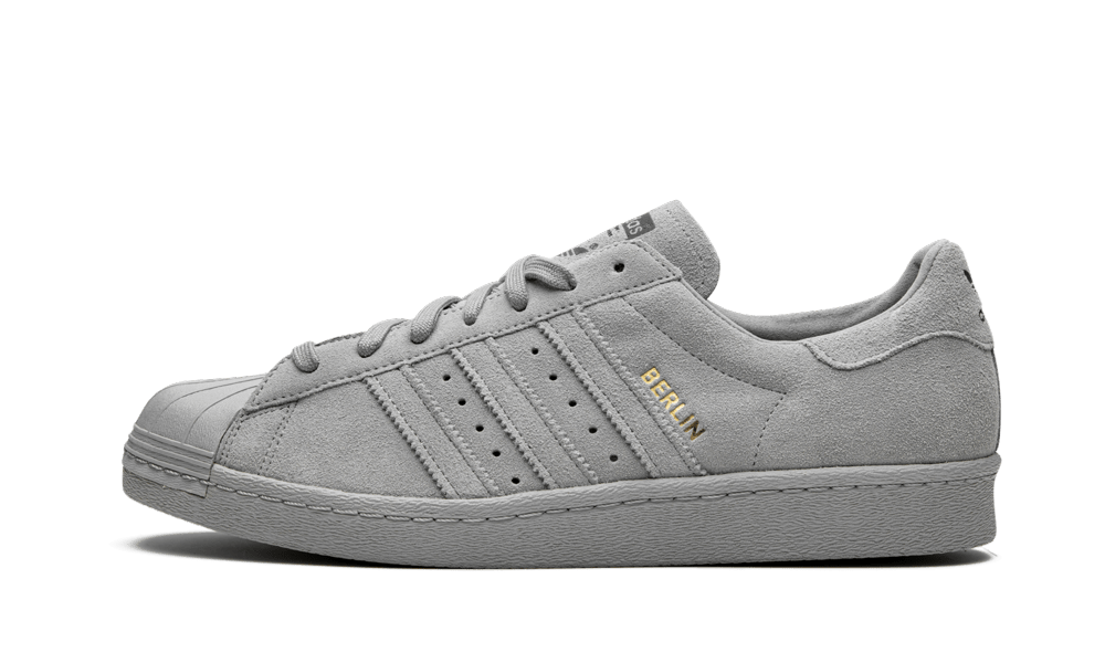 Adidas Superstar 80s City Series 'Berlin' Shoes - Size 12