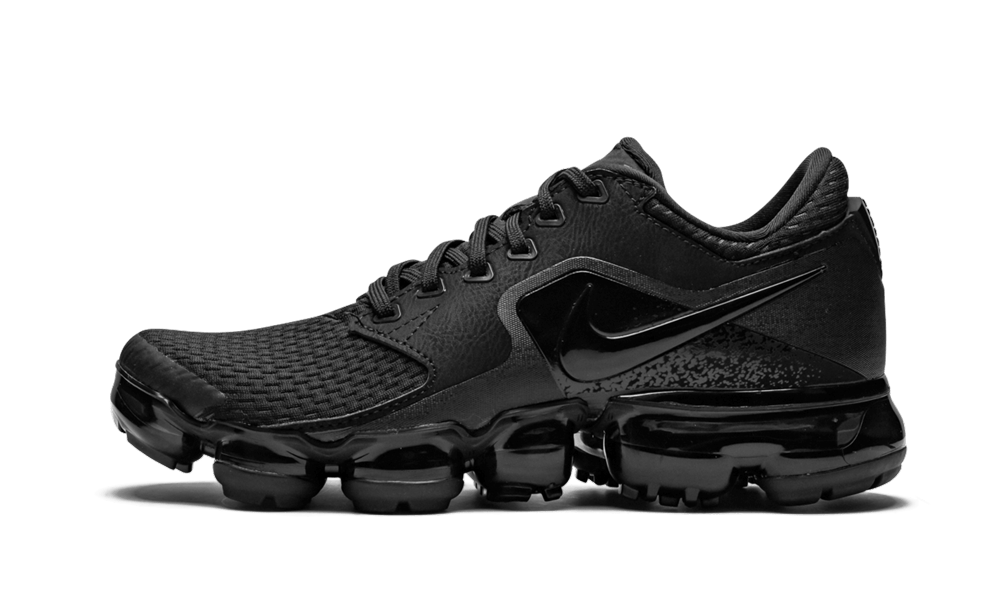 Nike Air VaporMax CS WMNS 'Triple Black' Shoes - Size 6.5W