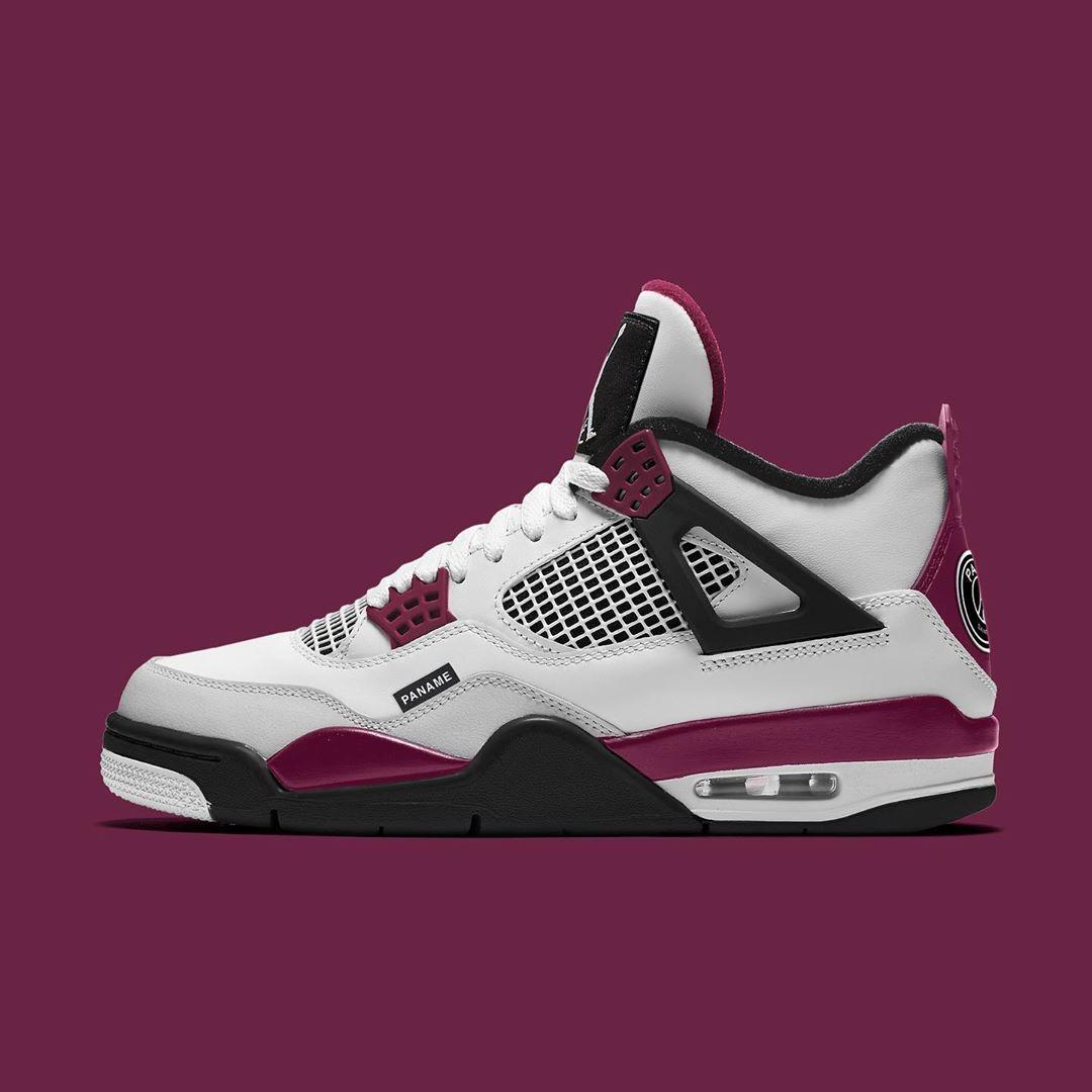 psg x jordan fall 2020 sneakers fr
