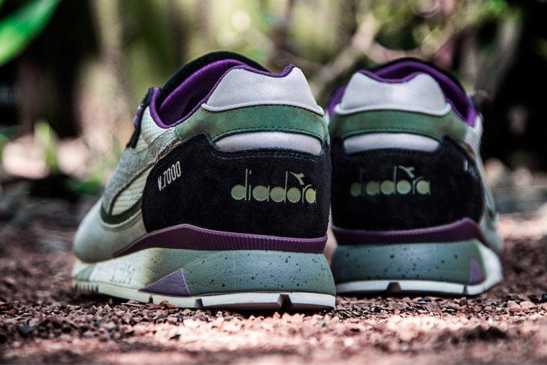 Diadora x Sneaker Freaker V7000 Taipan