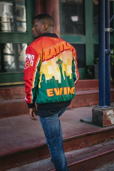 Ewing x Chalk Line Seattle Jacket