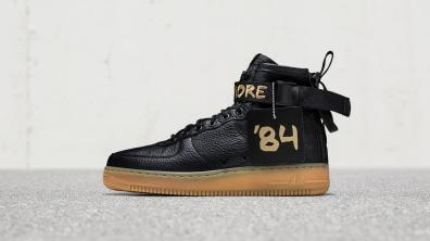 "Nike Special Field Air Force 1 Mid ""For Baltimore"""