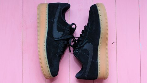 Nike Womens Air Force 1 Suede