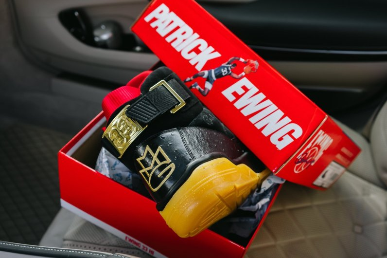 Ewing 33Hi x Rick Ross