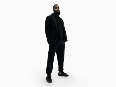 Y-3 SS18 James Harden
