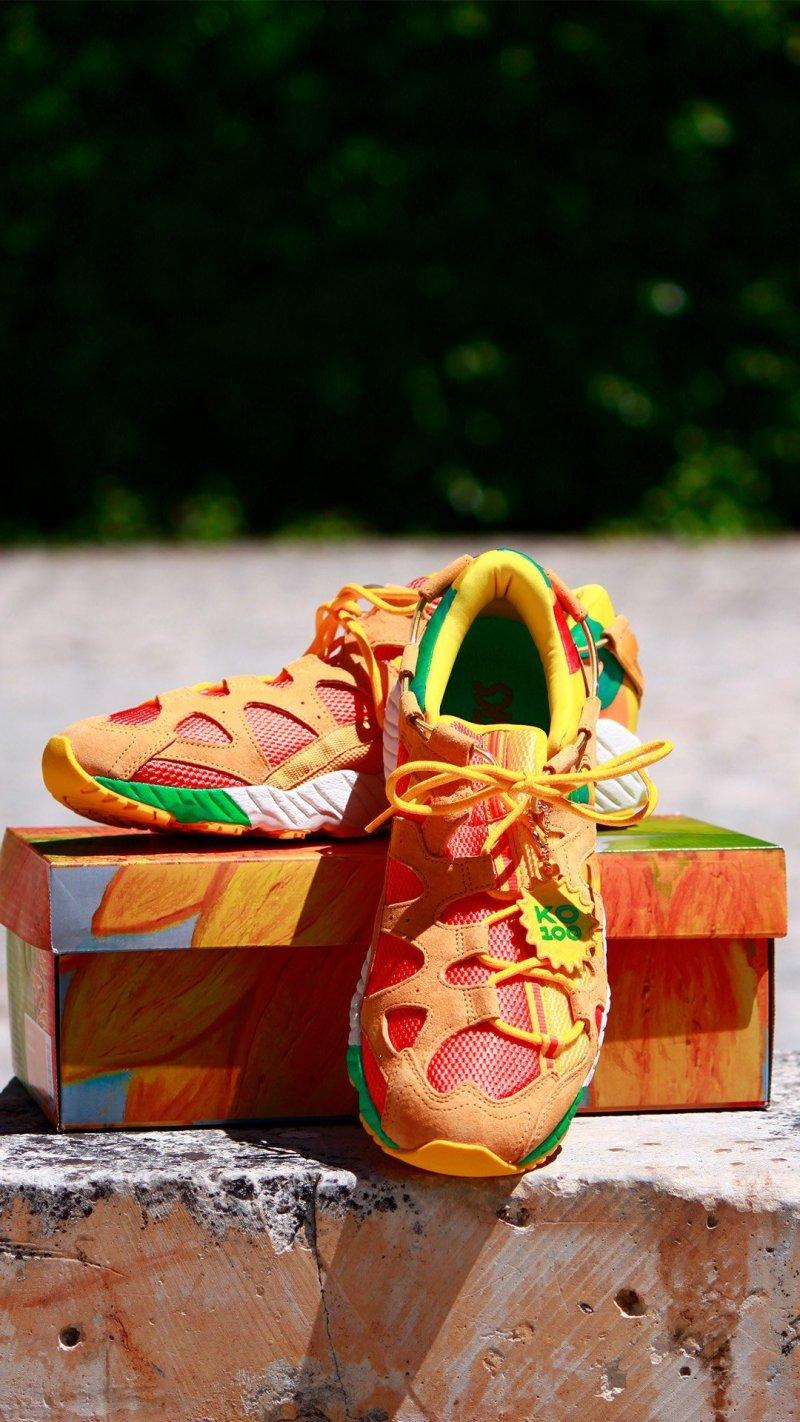 super popular 1cc2f d8200 Un Vistazo En Profundidad A Las GEL-Mai KO100 - I Love Sneakers