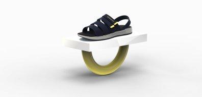 Solar, la sandalia de Muroexe