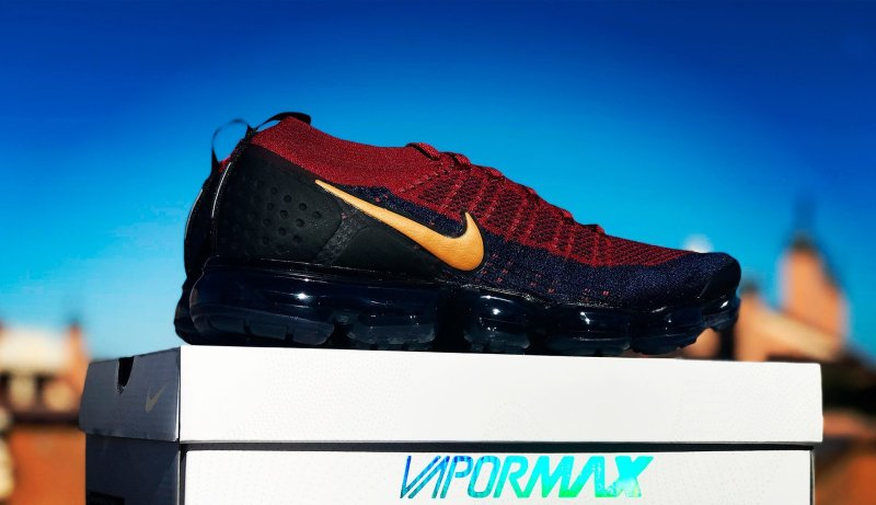 Nike Air VaporMax 2 942842-604