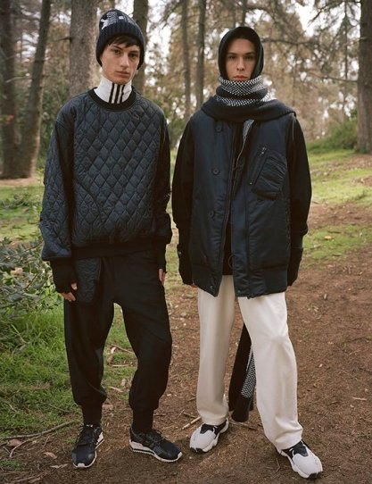 y-3 FW18 Chapter 2