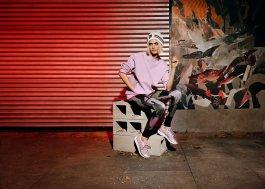 Lookbook Puma Muse Satin II con Cara Delevigne