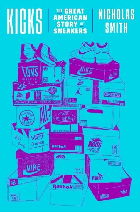 Kicks ,de Nicholas Smith