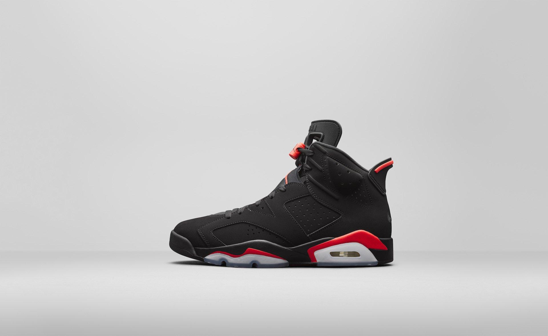 the best attitude c1a62 ed6b0 Jordan VI Black Infrared 2019   I Love Sneakers