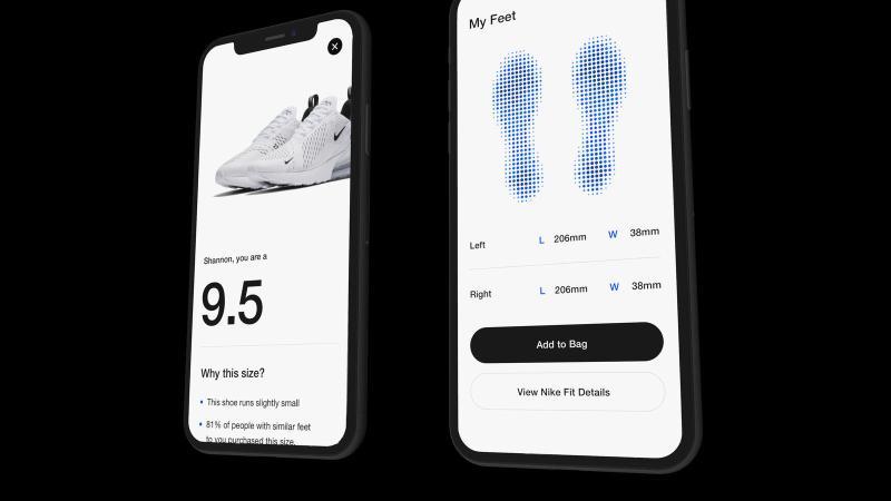 Nike FIT, la solución a una pregunta crucial 1 - Nike
