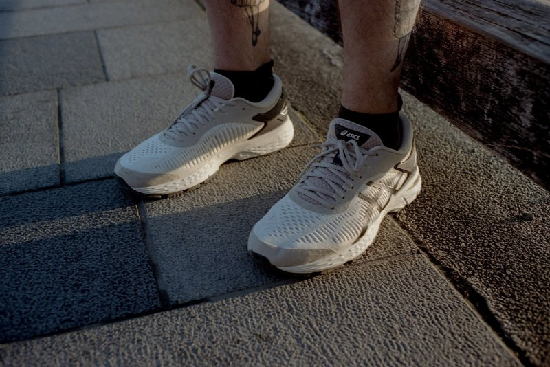 Reigning Champ x ASICS Kyoto Edition