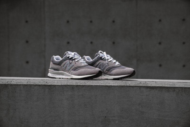 New Balance Grey Day