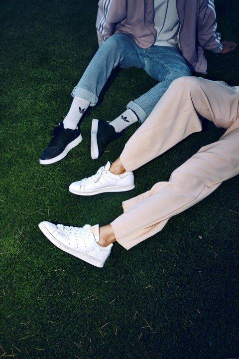 "adidas Originals ""Home of Classics"" pack 2 - Adidas I Love Sneakers"