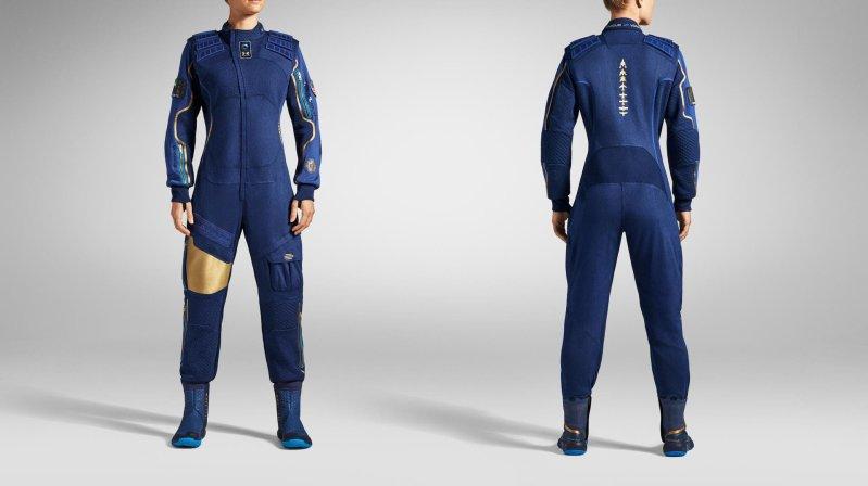 Under Armour y Virgin Galactic presentan su traje espacial 2 - Under Armour I Love Sneakers