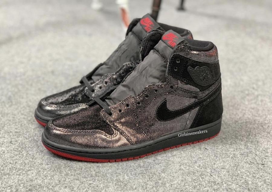 Release Date: Air Jordan 1 High 'SP