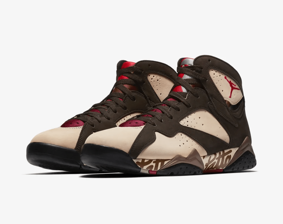 Patta x Air Jordan 7June 15, 2019