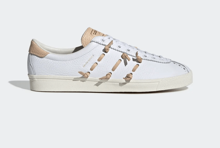 Hender Scheme x adidas Lacombe 'Cloud White'June 18, 2019