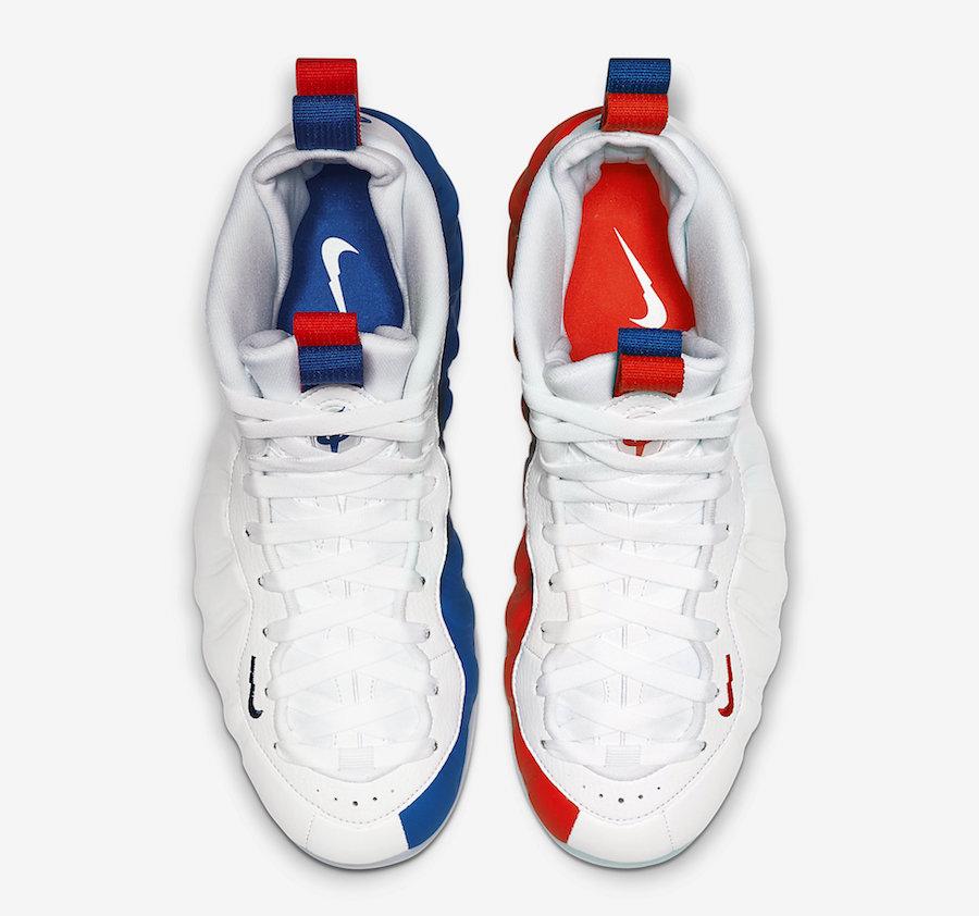 Nike Air Foamposite One University Blue? PRSTG SHOP