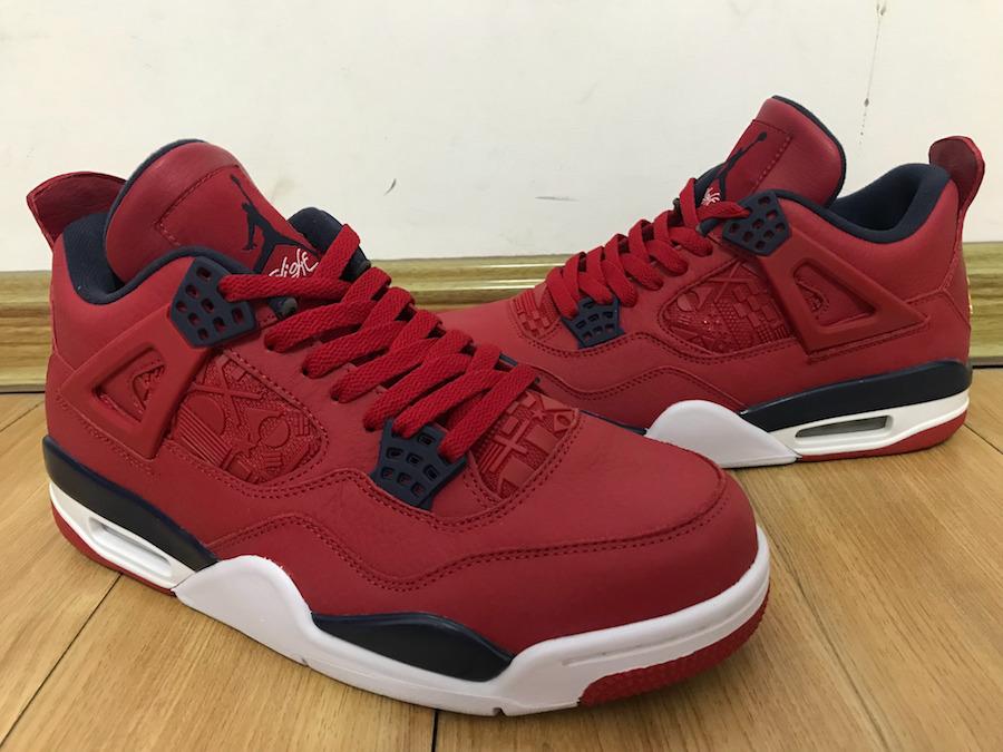 Release Date: Air Jordan 4 SE 'FIBA