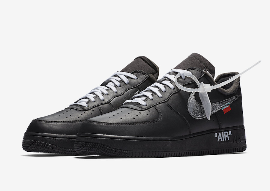 First Look: Off-White x Nike Air Force