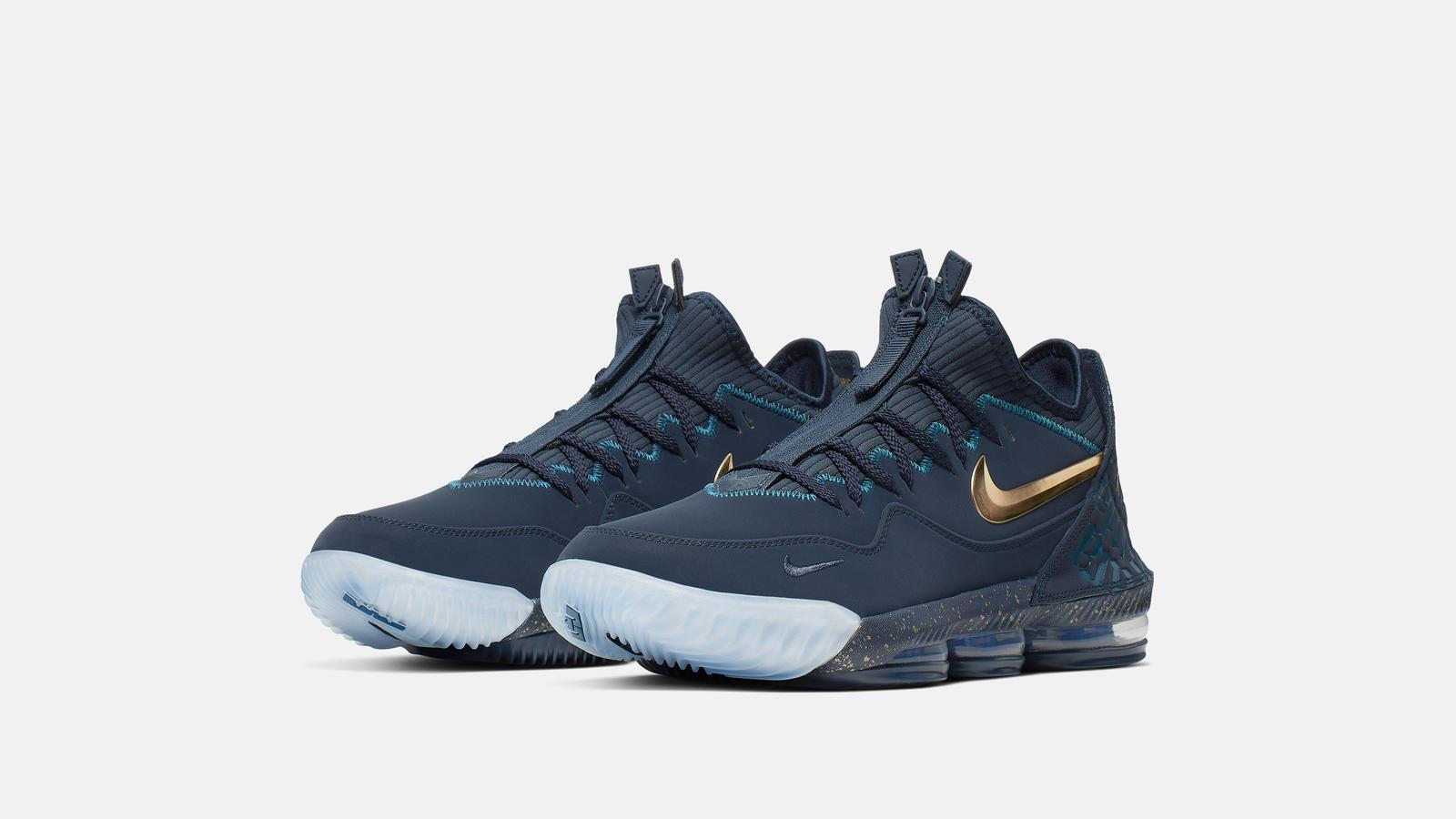 Nike LeBron 16 Low 'Agimat'August 31, 2019