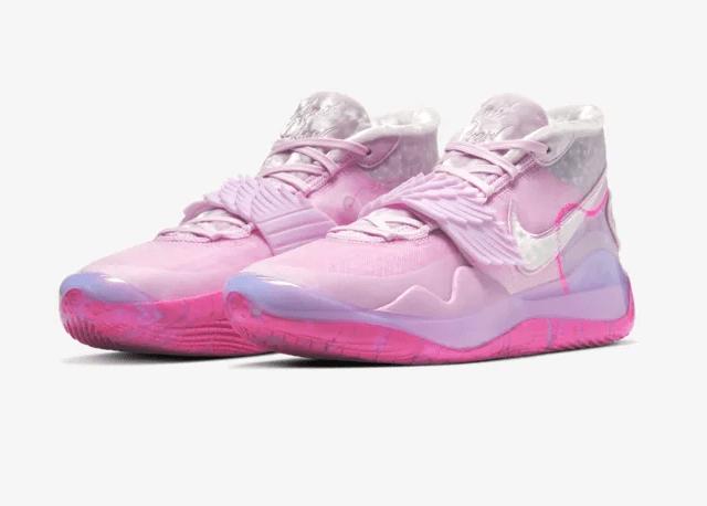 Nike KD 12 'Aunt Pearl'December 27, 2019