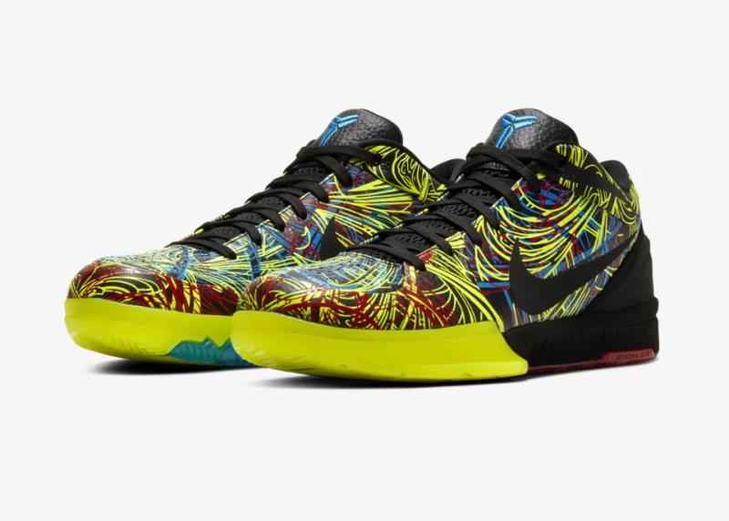 Nike Kobe 4 Protro Wizenard