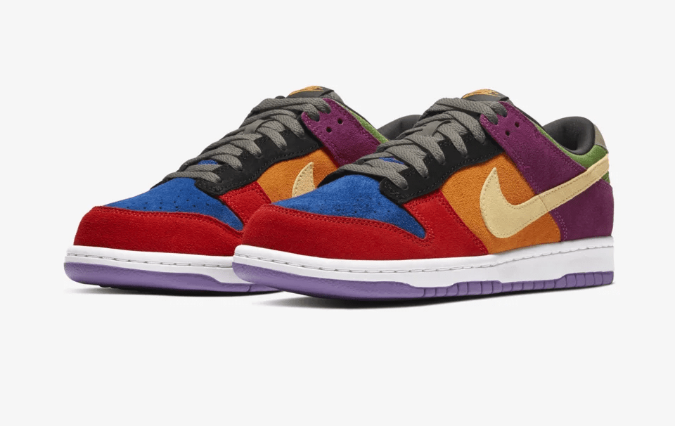 Nike Dunk Low 'Viotech'December 10, 2019