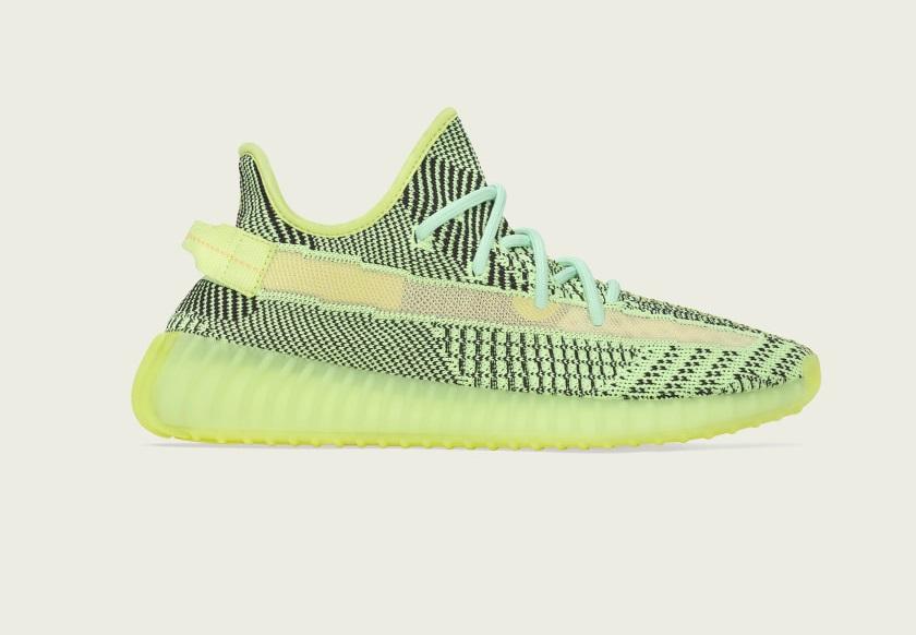 adidas Yeezy BOOST 350 V2 'Yeezreel'December 14, 2019